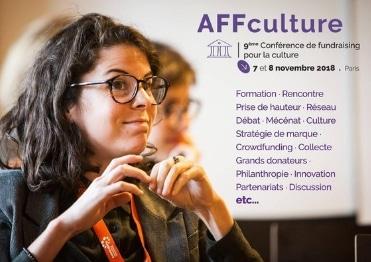 Eudonet participe à l'AFF Culture 2018