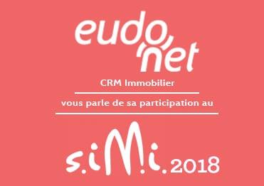 Eudonet a particpé au SIMI 2018