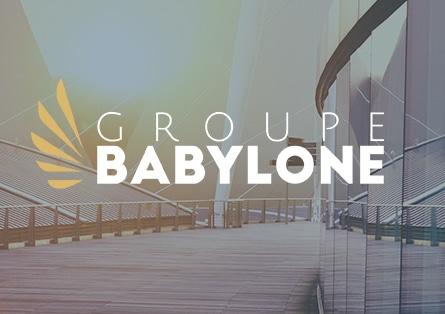 Le groupe Babylone se digitalise avec le logiciel Eudonet CRM