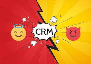 L'infographie du CRM et ses possibilités