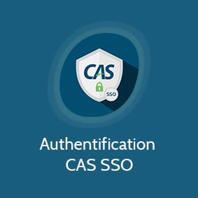 Extension CRM Authentification CAS