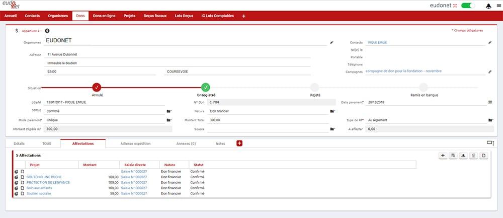 logiciel gestion partenariat et partenaires
