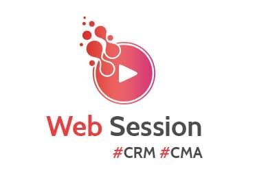 Web Session pour les CMA