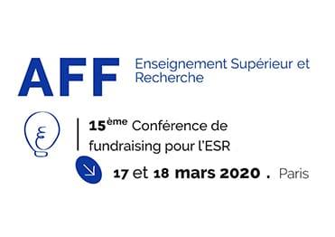 Eudonet partenaire de l'AFF ESR 2020