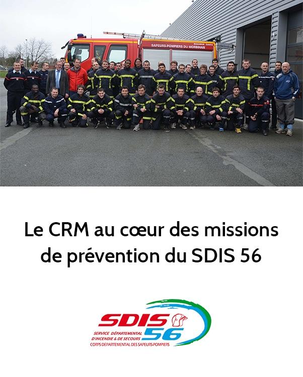 Témoignage client SDIS 56