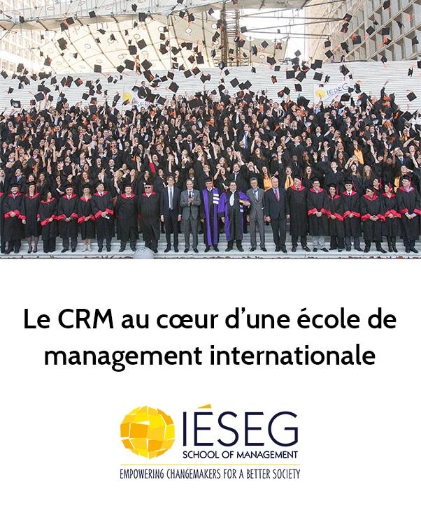 Témoignage client IESEG
